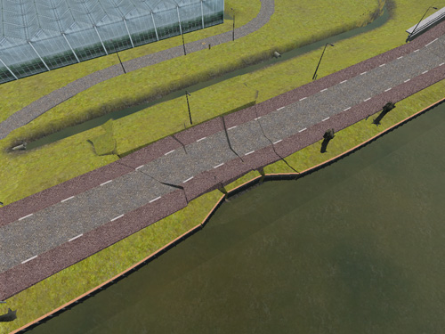 Levee Patroller screenshot