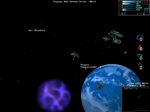Quadrant Wars