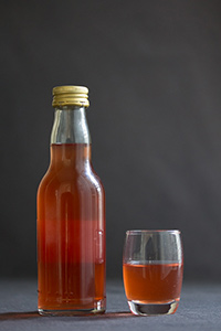 Strawberry liqueur
