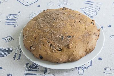 Kwark bread